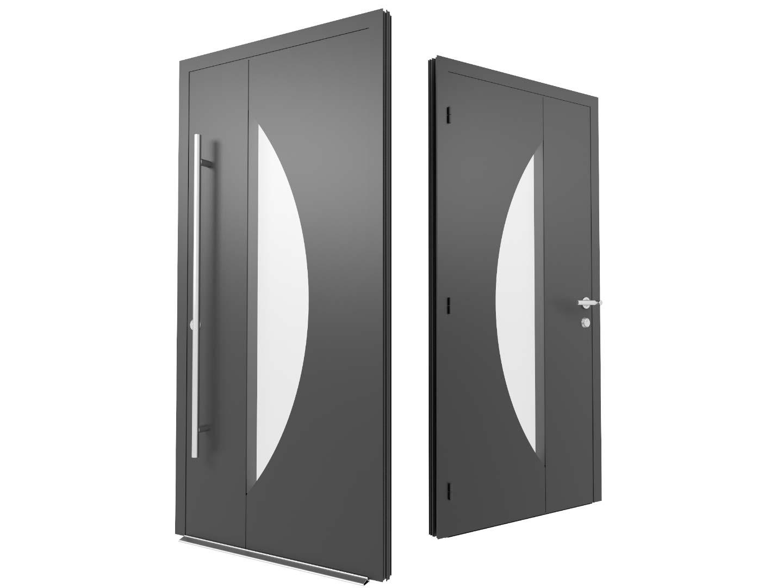 specification image for smarts designer front doors