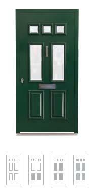 edwardian door design