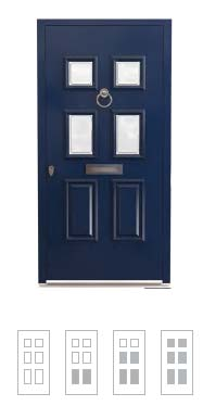 regency door design