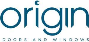 The Origin Doors and Windows Logo