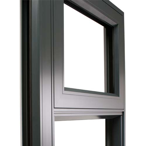 OW-80 Aluminium Casement Window Cutout
