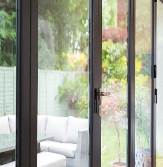 OB 49 door range view of door